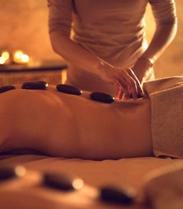 Relaxing massage Krakow